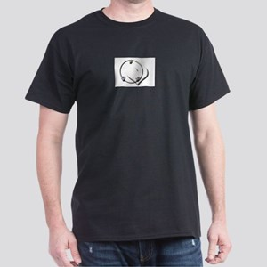 Candaa Circle of Love Dark T-Shirt