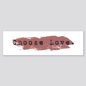 Candaa Circle of Love Bumper Sticker