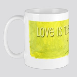 Love IS the Answer Mug