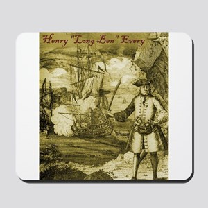 Henry Every (Avery) Mousepad
