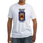 199TH LIGHT INFANTRY BRIGADE Fitted T-Shirt