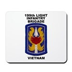 199TH LIGHT INFANTRY BRIGADE Mousepad