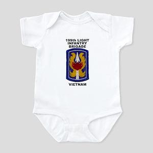 199TH LIGHT INFANTRY BRIGADE Infant Bodysuit