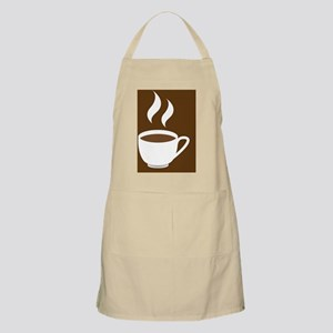 Cup Of Coffee Light Apron
