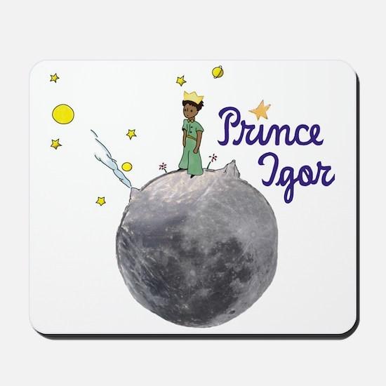 Prince Igor Mousepad