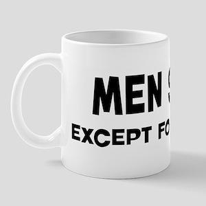 Except for Maddox Mug