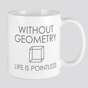 Without Geometry Mug