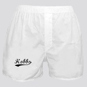 Vintage Hobbs (Black) Boxer Shorts