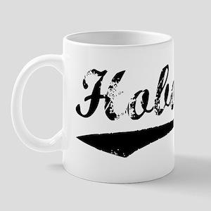 Vintage Hoboken (Black) Mug