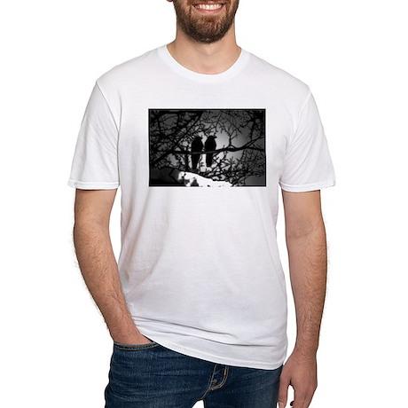 Murder! Fitted T-Shirt