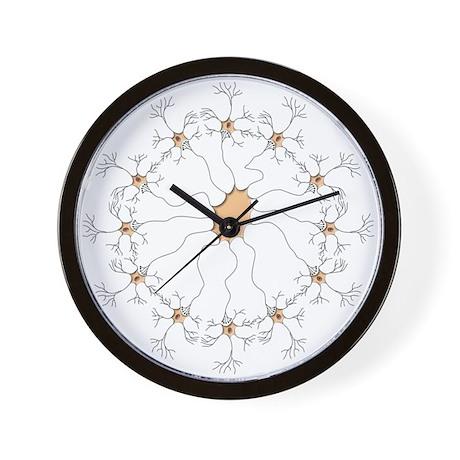 Neural Firings Wall Clock