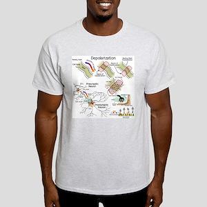 Depolarization Ash Grey T-Shirt