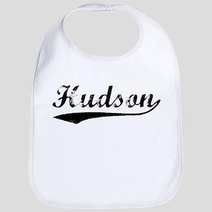 Vintage Hudson (Black) Bib
