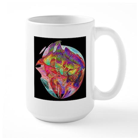 Strange Fish Large Mug