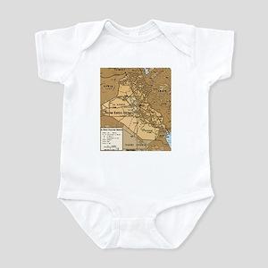 New Rome V Infant Bodysuit