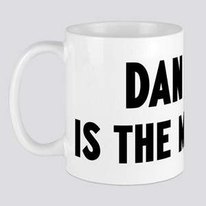 Dan is the man Mug