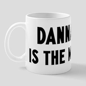 Danna is the man Mug