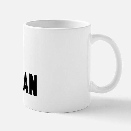 Beau is the man Mug