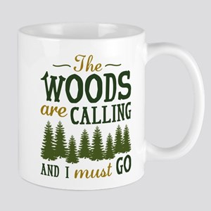 The Woods Are Calling Mug