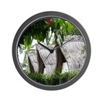 Seychelles 1 Wall Clock