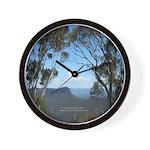 Australia 1 Wall Clock