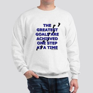 One Step at a Time Sweatshirt