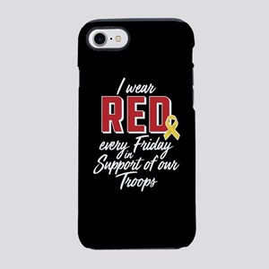 Wear Red Every Friday iPhone 8/7 Tough Case