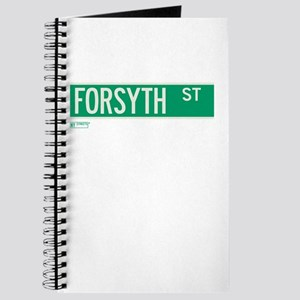 Forsyth Street in NY Journal