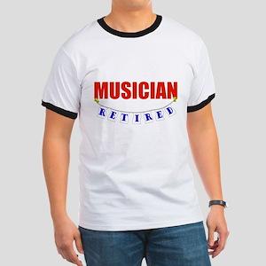 Retired Musician Ringer T