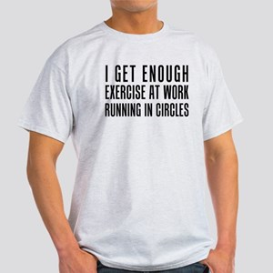 Exercise Running In Circles T-Shirt