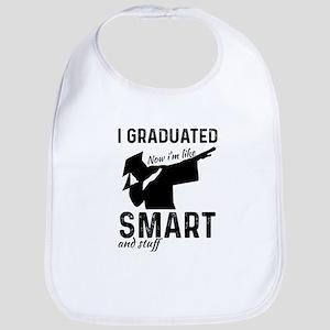 Graduation Class Of 2018 Graduate Dabbing Baby Bib