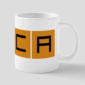 SFCA QUBIX Mug