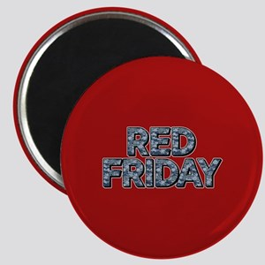Red Friday Camo Magnet