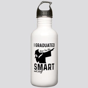 Graduation Class Of 20 Stainless Water Bottle 1.0L