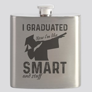 Graduation Class Of 2018 Graduate Dabbing Da Flask