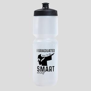 Graduation Class Of 2018 Graduate Da Sports Bottle