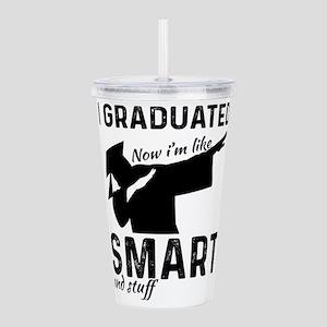 Graduation Class Of 20 Acrylic Double-wall Tumbler