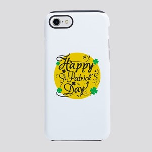 Happy st patrick's day s iPhone 8/7 Tough Case