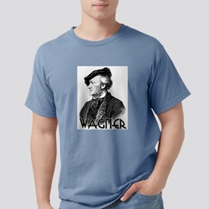 Wagner Ash Grey T-Shirt