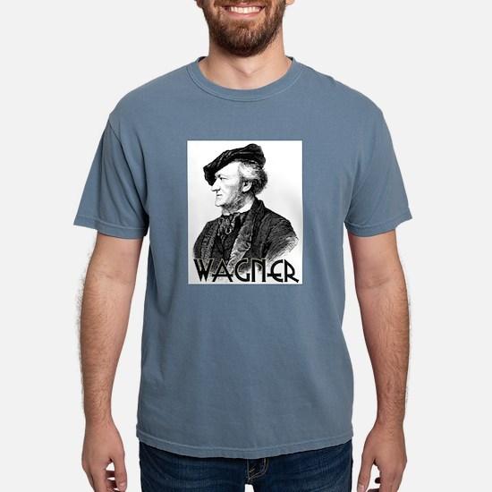 Wagner Ash Grey T-Shirt