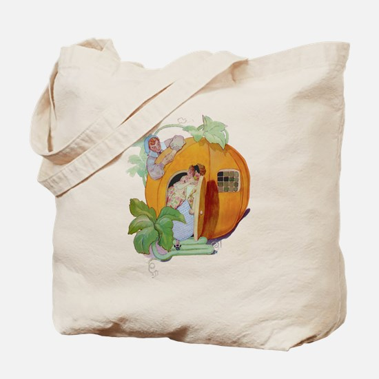 PETER PETER PUMPKIN EATER Tote Bag