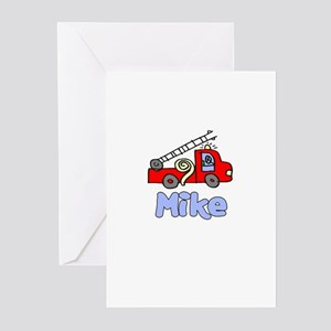 Mike Greeting Cards (Pk of 10)