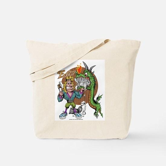 Exter Tote Bag