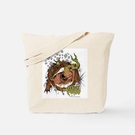 Bog Frog Tote Bag