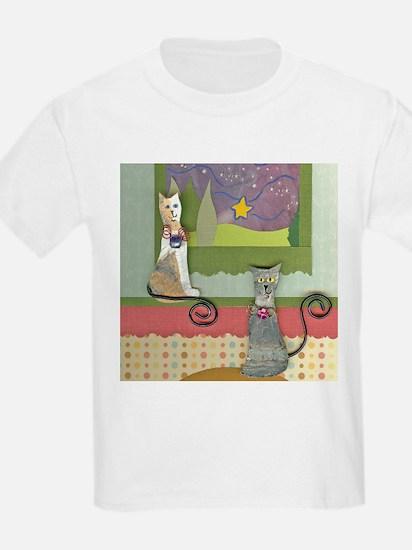 12x12_window_cat_3 T-Shirt
