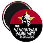 Manchurian McCain Magnet