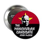 """Manchurian McCain 2.25"""" Button (10 pack)"""