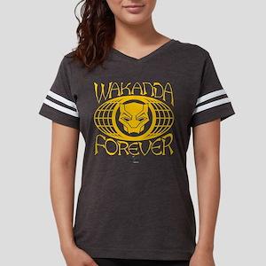 Black Panther Wakanda Womens Football Shirt