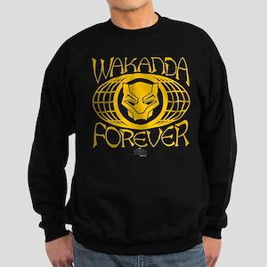Black Panther Wakanda Sweatshirt (dark)