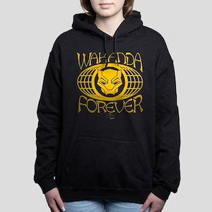 Black Panther Wakanda Women's Hooded Sweatshirt